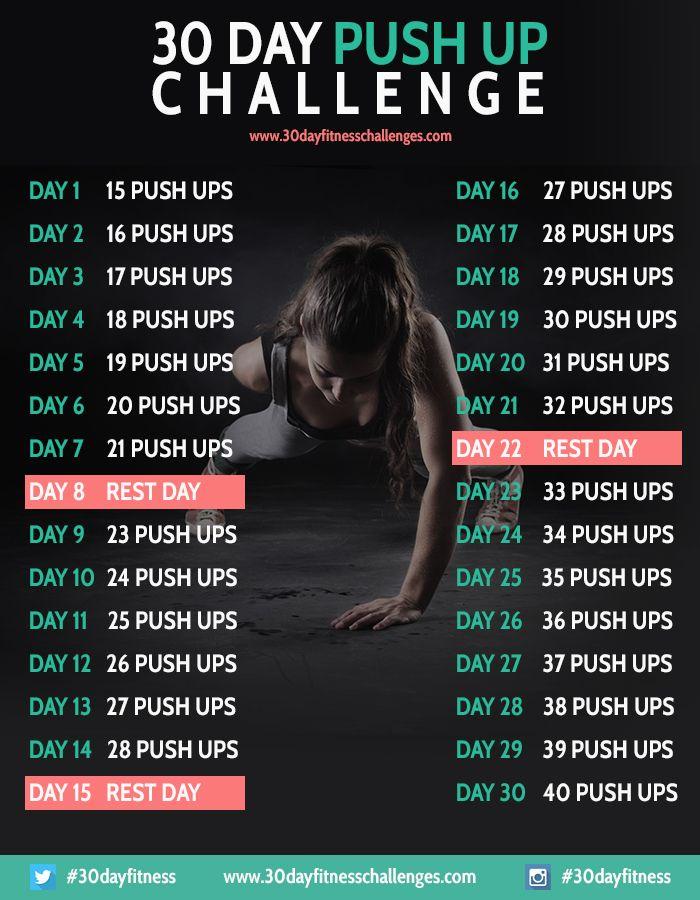 push-up challenge