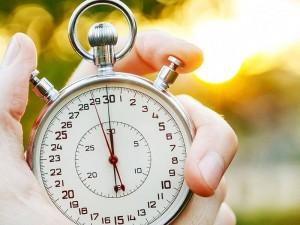 stopwatch by NASM