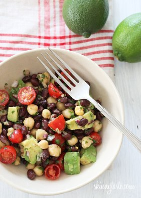 Two-Bean-Fiesta-Salad