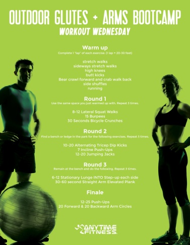 workout-wednesday - anytime fitness