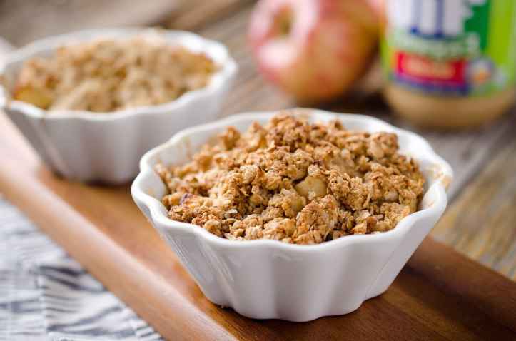 Healthy-Peanut-Butter-Apples-Crisp-for-Two-3-copy