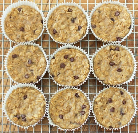 oatmeal cupcakes to go