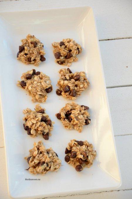 Skinny-Banana-Oatmeal-Cookies