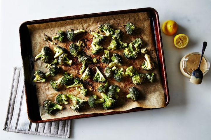 broccoli-roasted-with-tahini-garlic-and-lemon